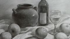 广州画室帮你总结美术艺考的素描评分标准!