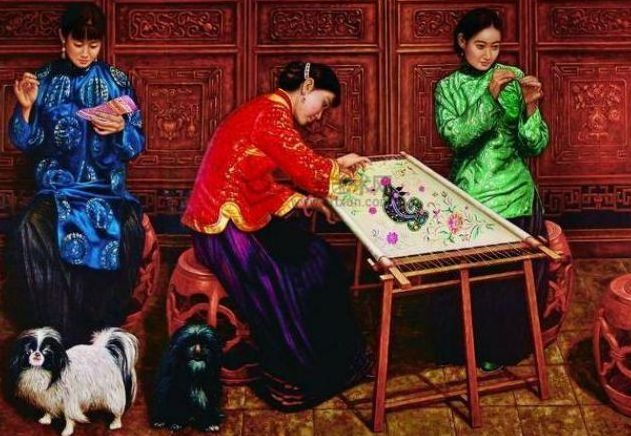 我国传统手艺工匠制作出来的艺术作品一两木屑即可换一两黄金!
