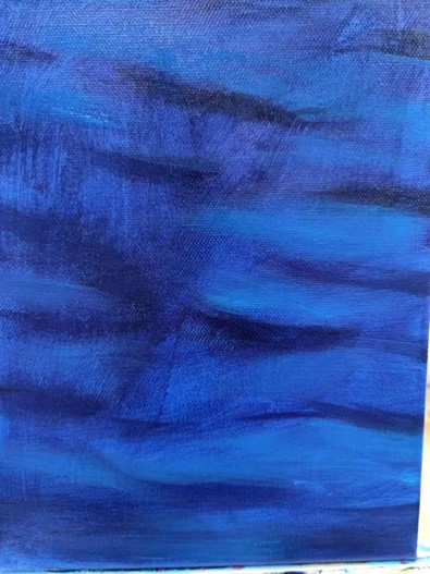 新手零基础画油画的步骤教程,这篇教程足以教你入门!