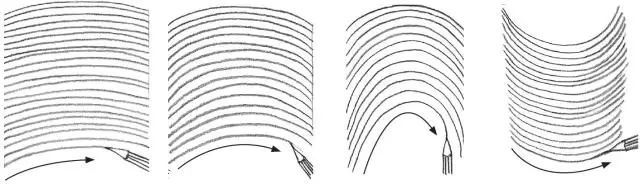 线条怎样画比较好看?素描排线的这些讲究你都知道吗?