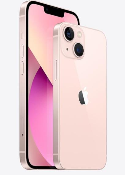粉色版iPhone13近六成被男性购买,你支持少女粉还是猛男粉?
