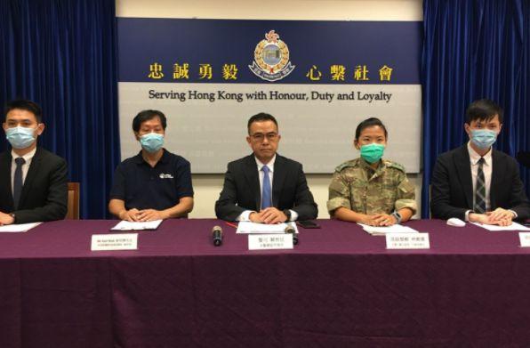 香港高级督察坠海后遗体被发现,曾是走私犯克星!
