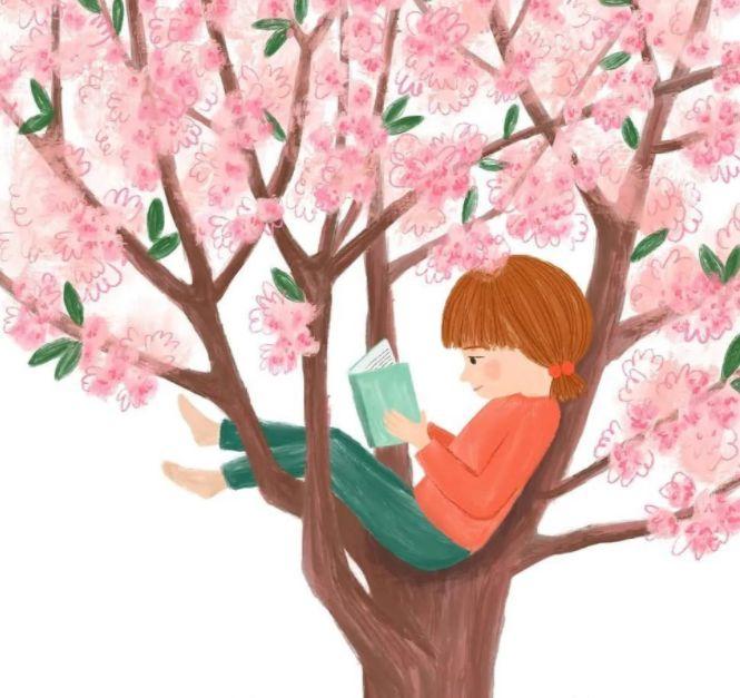 一组超可爱的儿童插画分享,在色彩的世界里,发现童心和童趣!