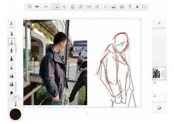 美术生集训时画画打形总不准怎么办?掌握这些技巧就能快速上手!