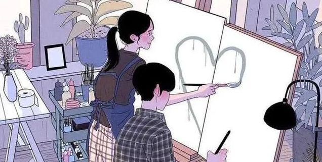 美术生集训期间想谈恋爱了怎么办?