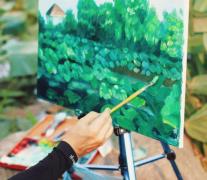 美术生集训每天要画到几点?