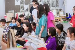 高考美术生集训有什么要注意的吗?这个东西一定要告别!