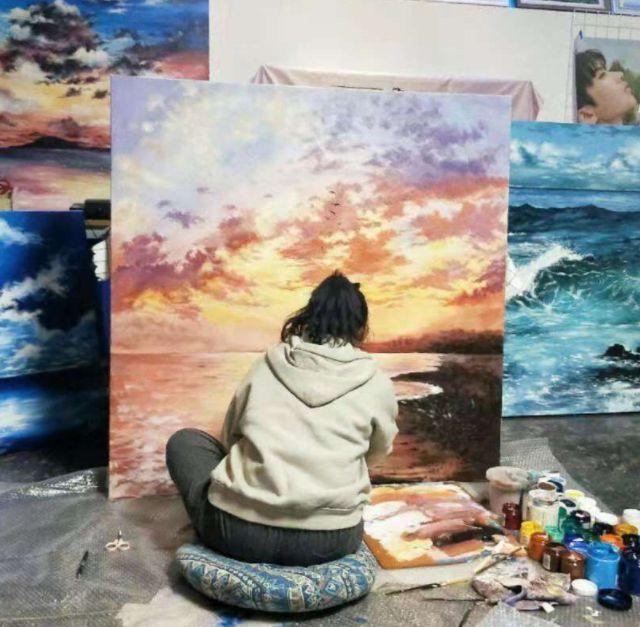 美术生如何面对别人的偏见?做好自己享受精彩生活!