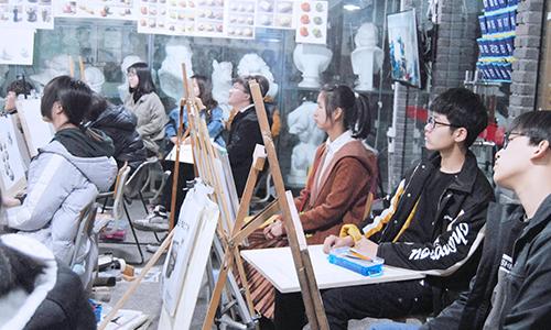 沈阳美术高考画室哪家好?美术生该如何正确选择沈阳画室?