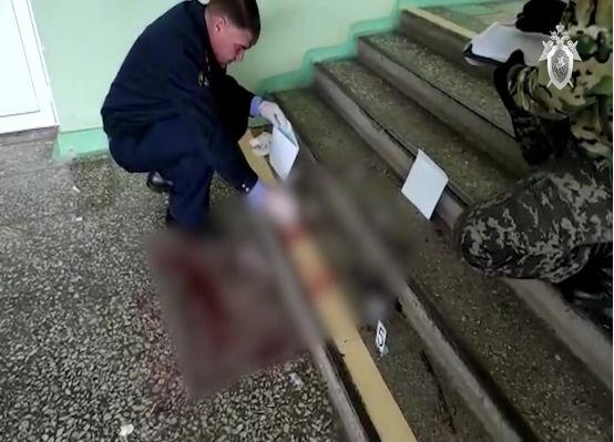全俄罗斯的悲剧!俄大学枪击事件致6死24伤,普京表示将全力调查