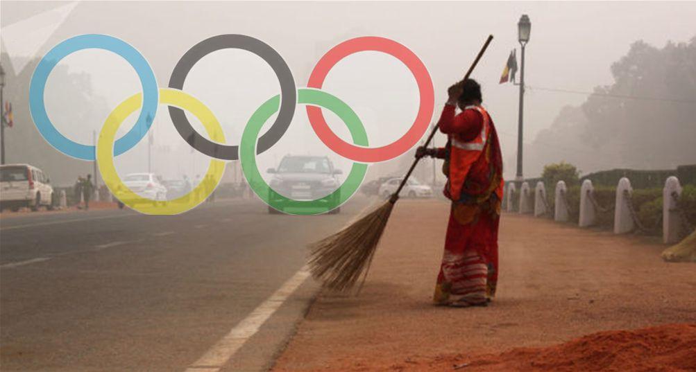 印度希望申办2036年夏季奥运会,摩托车表演要进奥运了吗